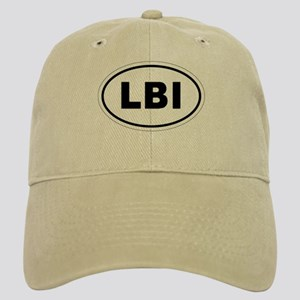LBI Oval Design Cap