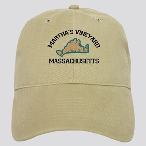 Martha's Vineyard MA - Map Design. Cap