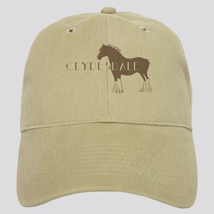 Clydesdale Horse Cap