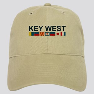 Key West -Nautical Flags. Cap