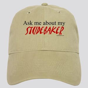 Ask Me About My Studebaker Cap