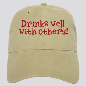 Drinks Well With Others - Cap