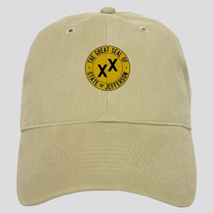 State of Jefferson Flag Cap