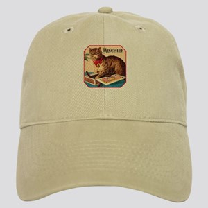 VINTAGE CAT ART Cap