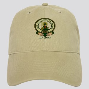 Flynn Clan Motto Baseball Cap