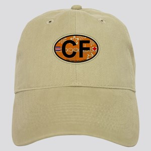 Cape Fear NC - Oval Design Cap