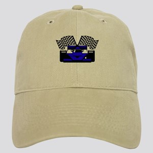 691a308e60bc0 Socal Saab Club White Logo Hats - CafePress