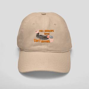 742e727564373 Funny Camping Hats - CafePress