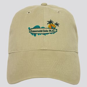 Emerald Isle NC - Surf Design Cap