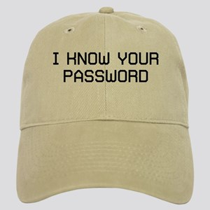 Login Hats - CafePress