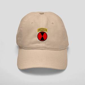 7th Infantry Div with Ranger Cap