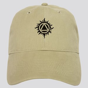 Celtic triad in flames Cap