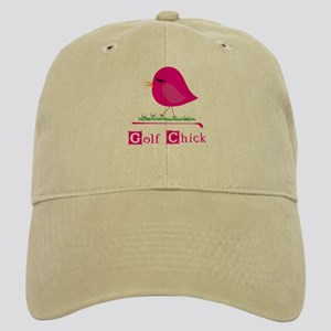 Golf Chick Too - Baseball Hat