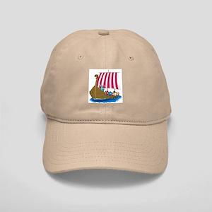 Viking Ship Cap