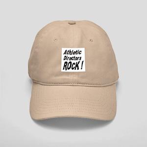 Athletic Directors Rock ! Cap
