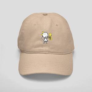 Girl & Baritone Cap