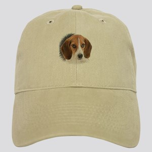 Beagle Close Up Cap
