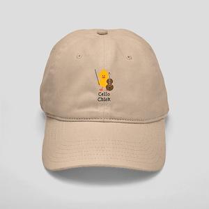 Cello Chick Cap
