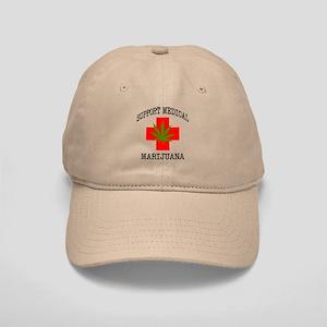 Support Medical Marijuana Cap