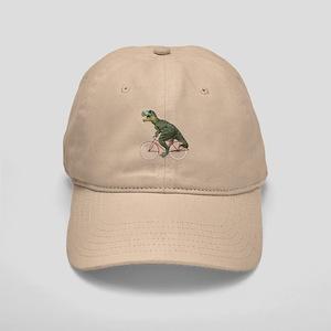 Cycling Tyrannosaurus Rex Cap