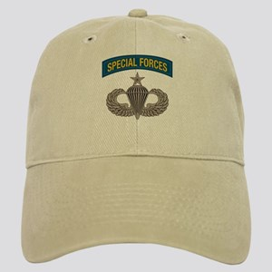 Airborne Special Forces Senior Cap