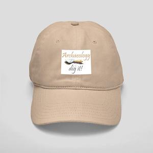 Archaeology, Dig It! Cap