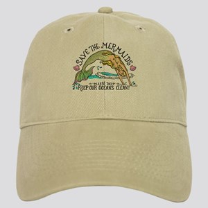 Save the Mermaids Cap