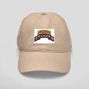 75 Ranger STB scroll with Ran Cap