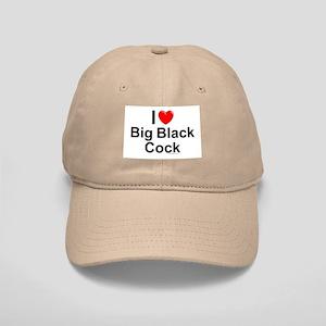 Big Black Cock Cap