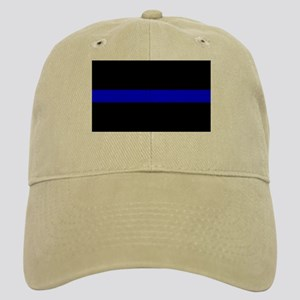 The Thin Blue Line Cap