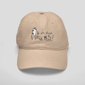 I'm not drunk, I have MS Cap