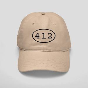 412 Oval Cap