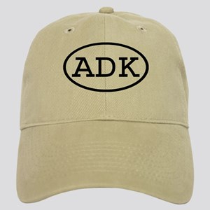 ADK Oval Cap