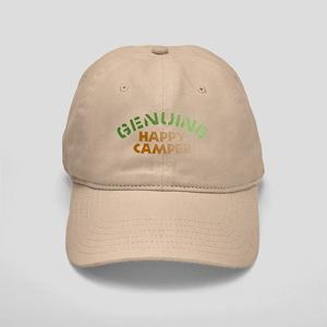 Genuine Happy Camper Cap