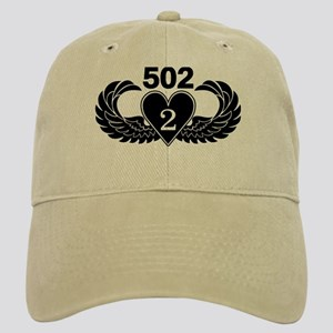 2-502 Black Heart Cap