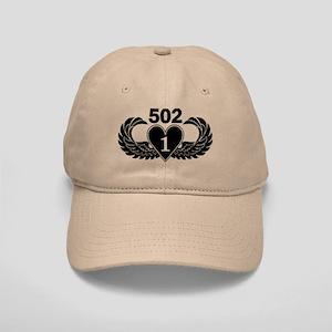 1-502 Black Heart Cap