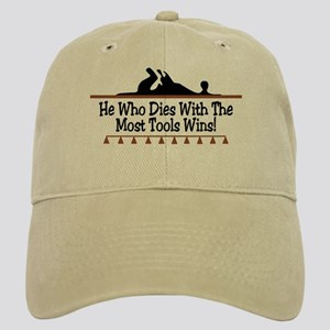 Dies with most tools Cap