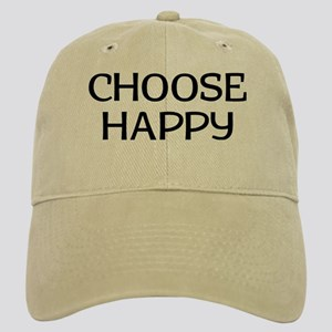 Choose Happy Cap