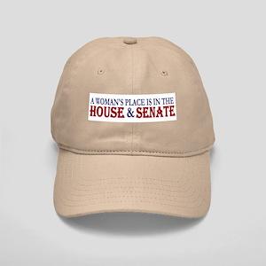 Woman's Place Cap