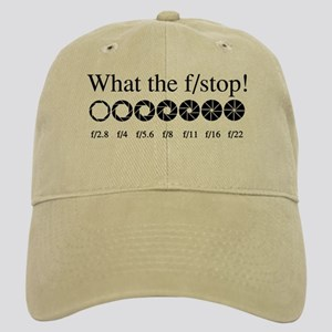 What the f/stop? Baseball Cap