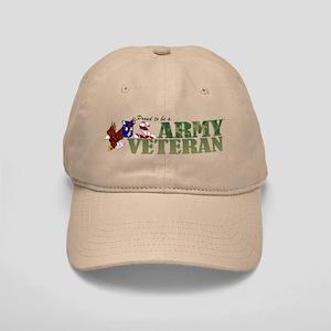Proud US Army Veteran Baseball Cap