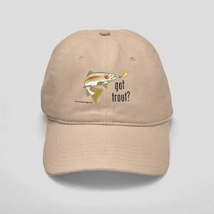 """'Got Trout?"""" Ball Cap"""
