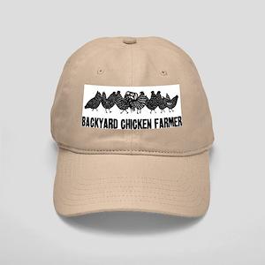 Backyard Chicken Farmer Cap