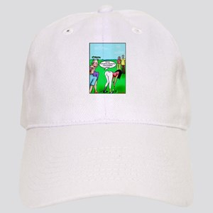 Golf. Pure Genius. by Dave Ell Cap