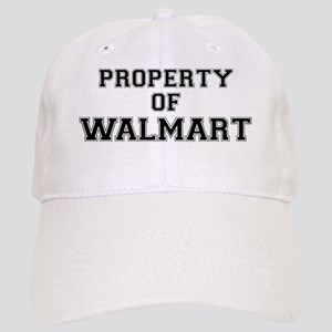 Property of WALMART Cap