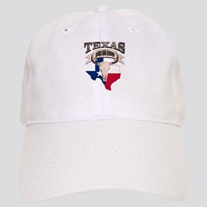 Bull Skull Texas home Cap
