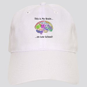 This is my Brain...Law School Cap