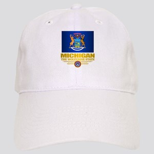 Michigan Pride Baseball Cap