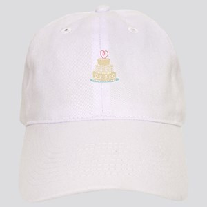 Wedding Cake Baseball Cap