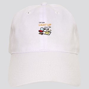 LIGHT UP YOUR LIFE Baseball Cap